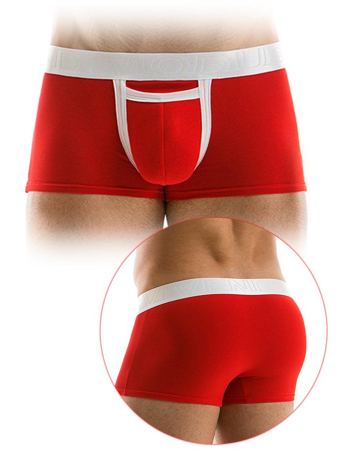 Modus Vivendi - Open Pocket Boxer - Red