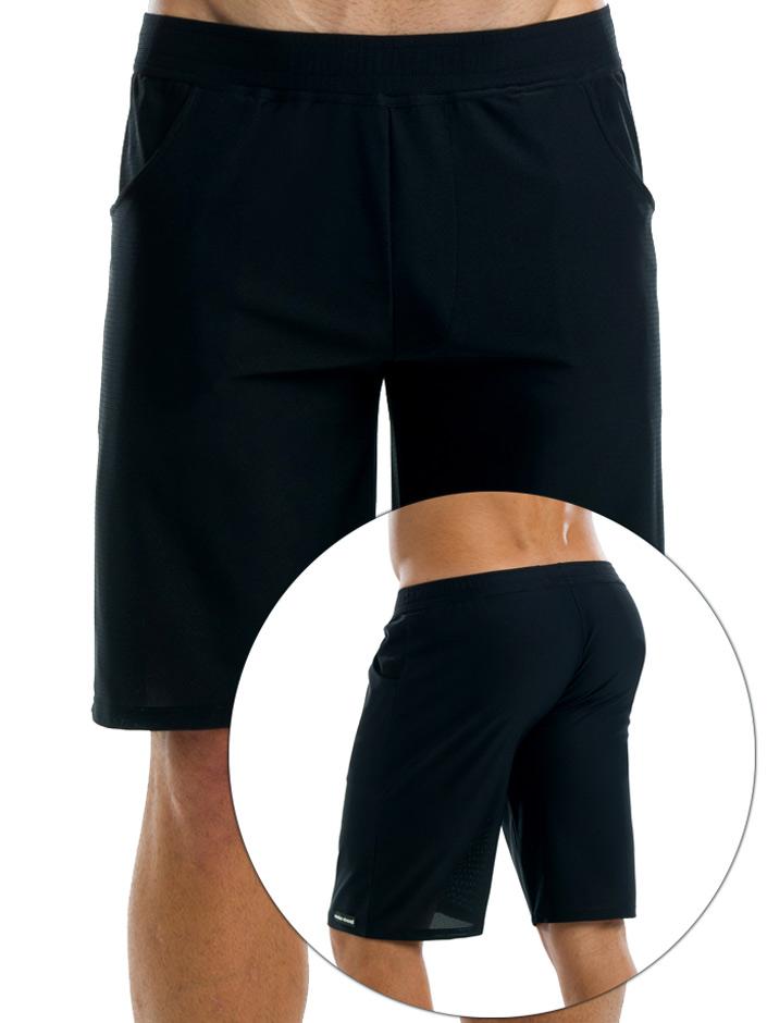 Modus Vivendi - Active Sweatshorts - Schwarz