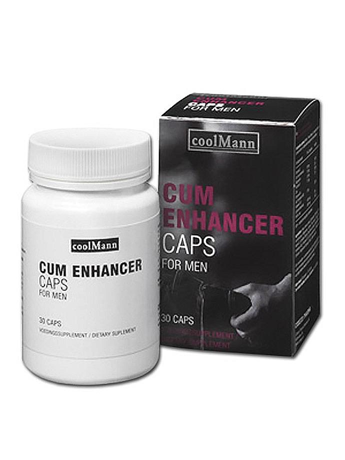 CoolMann Cum Enhancer - 30 Kapseln