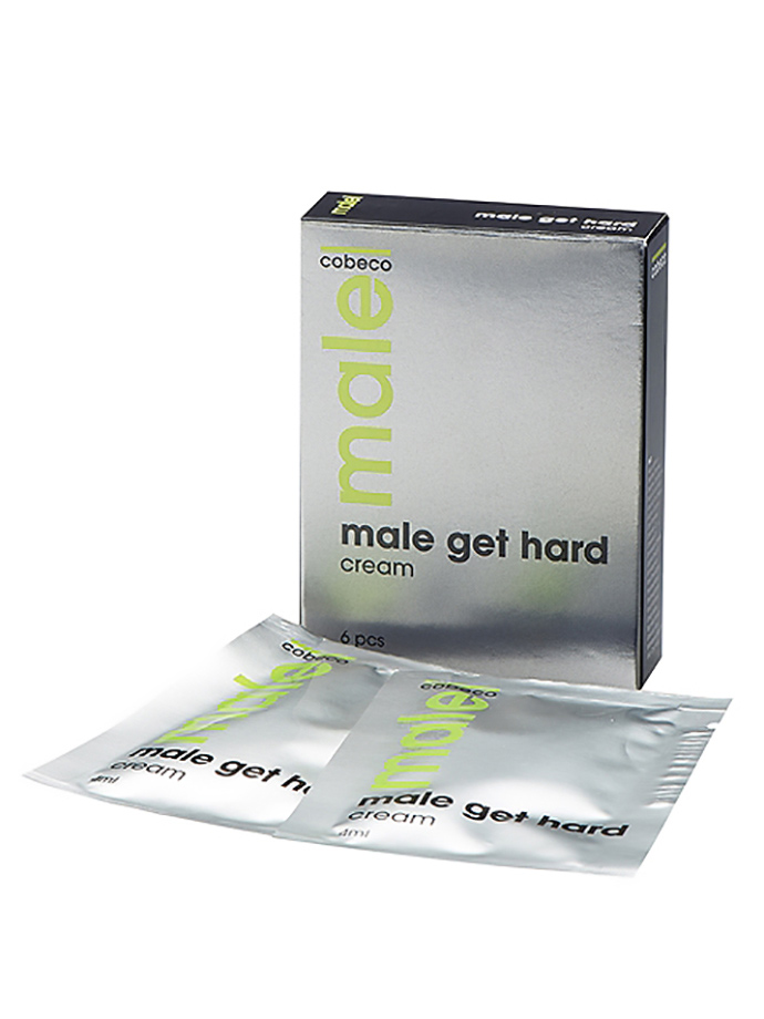 Male Get Hard Sachets 6 x 4 ml