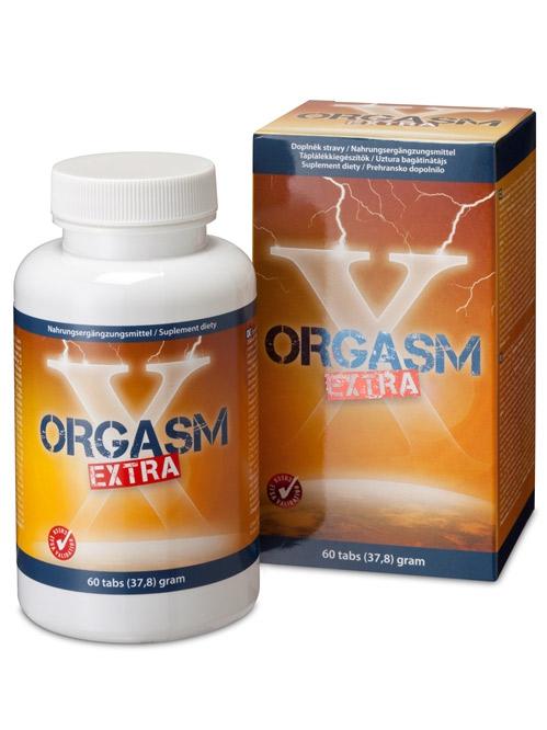 Orgasm Extra - 60 Kapseln