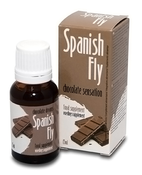 Spanish Fly Chocolate Sensation 15 ml