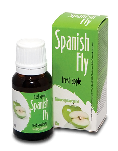 Spanish Fly Fresh Apple 15 ml