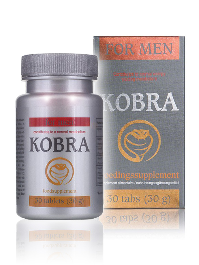 Kobra for Men 30 Tabletten
