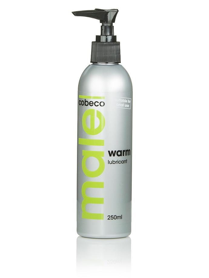Male Warm Lubricant 250 ml