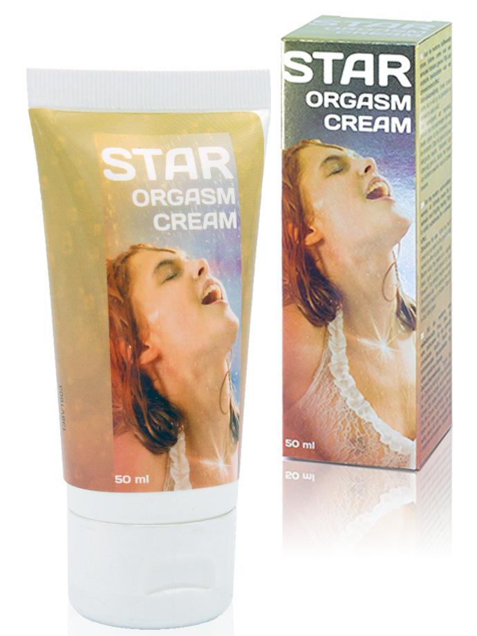 Star Orgasm Cream 50 ml