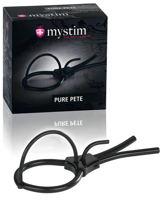 Mystim Pure Pete E-Stim Corona Strap