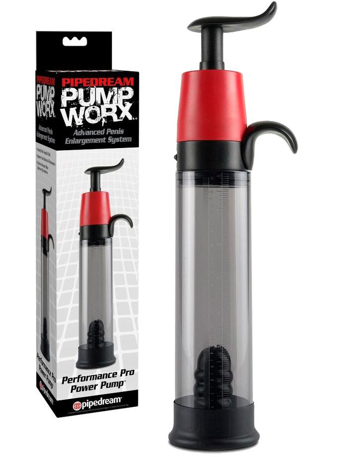 Pump Worx - Performance Pro Power Pump