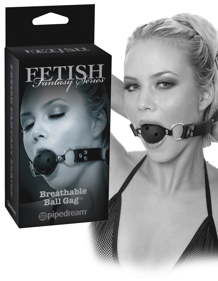 Fetish Fantasy - Special Edition Breathable Ball Gag