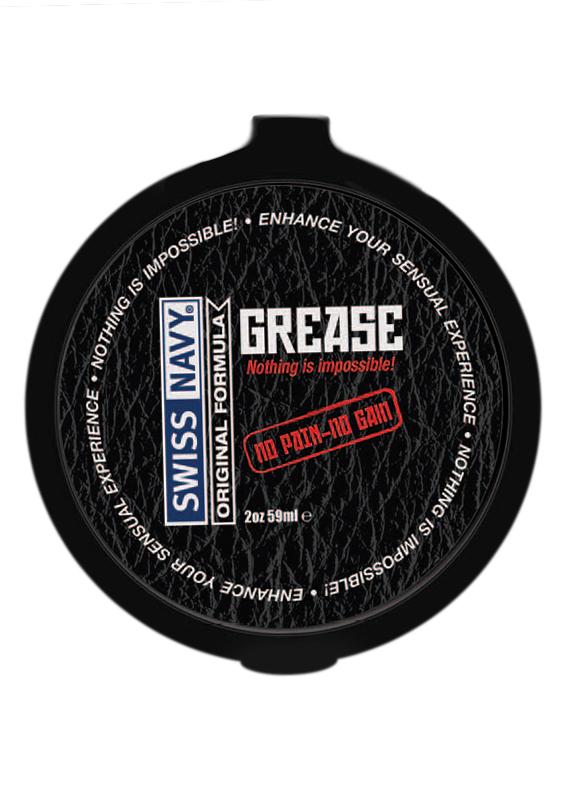 Swiss Navy Grease No Pain - No Gain 59 ml