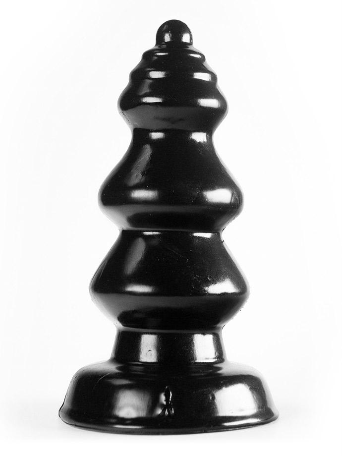ZIZI Chikubi Analplug Black