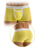Modus Vivendi - Open Pocket Boxershort - Gelb
