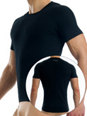 Modus Vivendi - Broaded T-Shirt - Schwarz