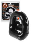 Oxballs 360 Dual Cockring and Ballsling - schwarz